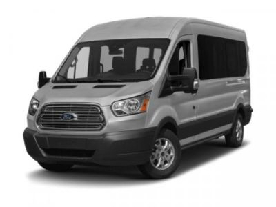2019 Ford Transit-350 w/Sliding Pass-Side Cargo Door (Oxford White)