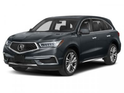 2019 Acura MDX w/Technology Pkg (Performance Red Pearl)