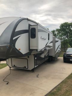 2014 Forest River Cardinal 3850RL