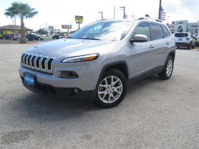 2018 Jeep Cherokee LATITUDE PLUS (SILVER)
