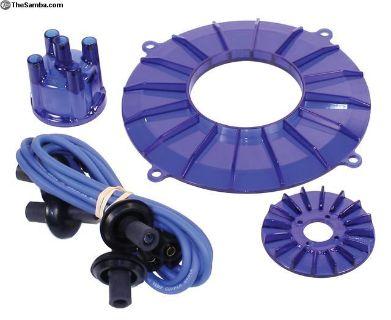 Colored Engine Trim Kits