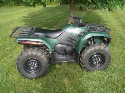 2011 Yamaha 450 GRIZZLY EPS ATV Utility Manheim, PA