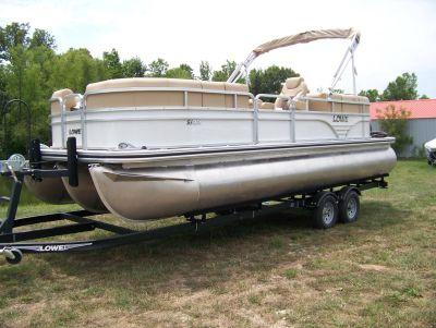 2019 Lowe SS230 WT TRIPLE LOG W/ MERCURY 150 & TRAILER Pontoons Boats West Plains, MO