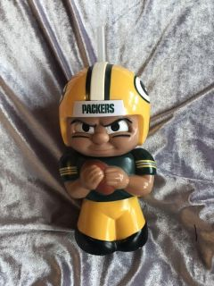 Greenbay packers 16oz character cup