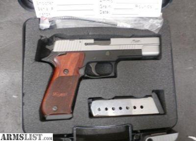 For Sale: Sig Sauer P220 Super Match 45 ACP