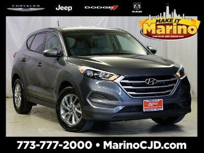 2017 Hyundai Tucson (Gray)