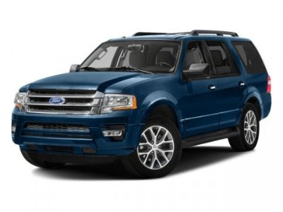 2016 Ford Expedition XLT (Ebony)