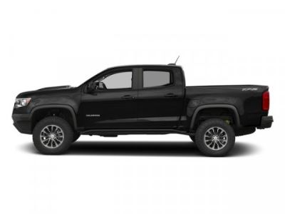 2018 Chevrolet Colorado 4WD ZR2 (Black)