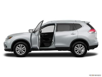 2015 Nissan Rogue SL AWD with NAVIGATION SUV