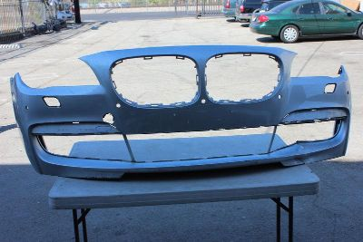 Find 10 11 12 13 2010 2011 2012 2013 BMW 7 SERIES 750i F01 M PACKAGE FRONT BUMPER OEM motorcycle in Sun Valley, California, US, for US $458.00