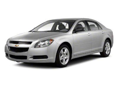 2012 Chevrolet Malibu LS Fleet (Mocha Steel Metallic)