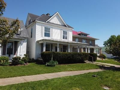 4 Bed 2 Bath Foreclosure Property in Jackson, OH 45640 - W South St