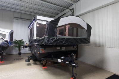 New 2019 Rockwood 1910ESP fold down pop up camper