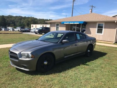 2012 Dodge Charger Police (Grey)