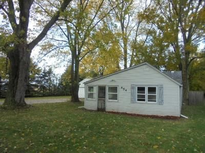 2 Bed 1 Bath Foreclosure Property in Deerfield, MI 49238 - W River St