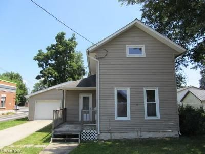 3 Bed 2 Bath Foreclosure Property in Lagrange, OH 44050 - S Center St