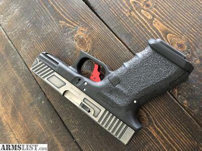 For Sale: Custom Glock 19