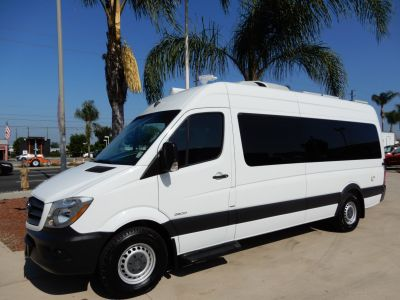 2015 Mercedes Benz Sprinter 2500 Van Conversion