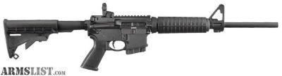 For Sale: Ruger AR-556 / NJ Legal