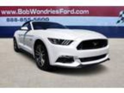 New 2017 Ford Mustang GT Premium