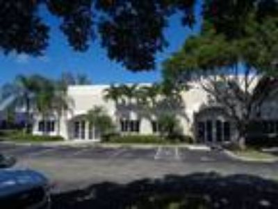 For Lease, Sunrise, Office/Warehouse - 4,419 SQ FT