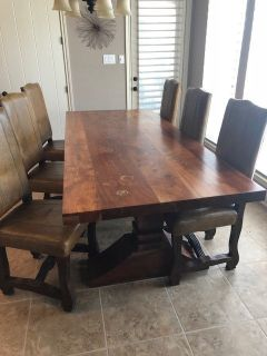Antique Formal Dining Table