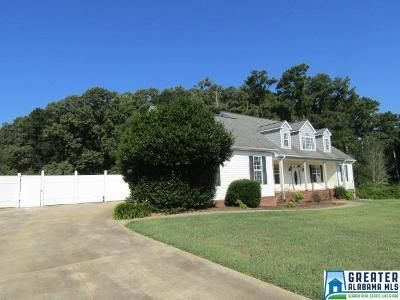 5 Bed 3.5 Bath Foreclosure Property in Ranburne, AL 36273 - Mary Kay Ln