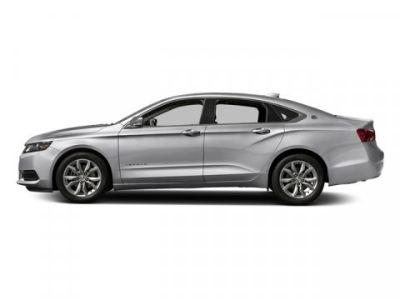 2018 Chevrolet Impala LT (Silver Ice Metallic)