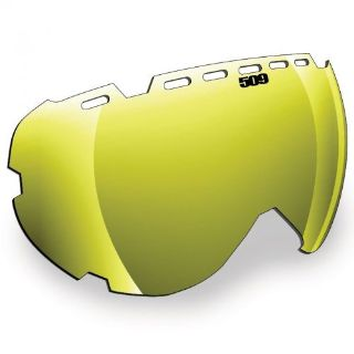 Find 509 Aviator Snow Snowmobile Goggle Replacement Lens - Gold Mirror / Yellow Tint motorcycle in Sauk Centre, Minnesota, United States, for US $29.95