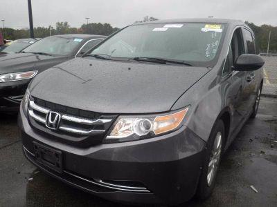 2016 Honda Odyssey 5dr LX (Gray)
