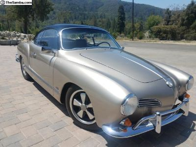 1967 Karmann Ghia Berg 5 speed