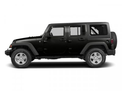 2014 Jeep Wrangler Unlimited Sahara (Black Clearcoat)