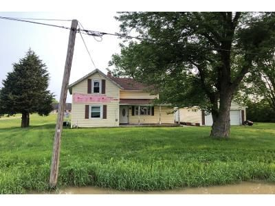 3 Bed 1.5 Bath Foreclosure Property in Oak Harbor, OH 43449 - W Toussaint Portage Rd Portgage Rd