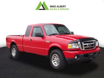 2011 Ford Ranger Sport (Redfire Metallic)
