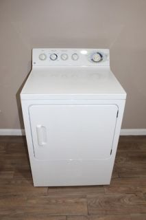 GE Gas Dryer! NOW AVAILABLE!