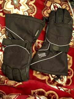 #1-Tour Master Riding Gloves