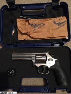 For Sale/Trade: S&W 686 Plus Seven shot .357 Mag