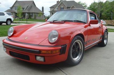 Porsche 911 3.6L Outlaw