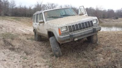 Really Cool Jeep Cherokee Lifted