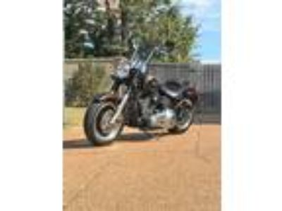 2013 Harley-Davidson Softail 103 Fat Boy