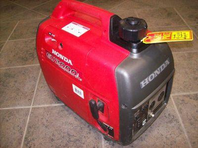 2018 Honda Power Equipment EU2000i Companion Generators Wisconsin Rapids, WI