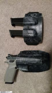 For Sale/Trade: CZ P 09 Urban Grey Holster