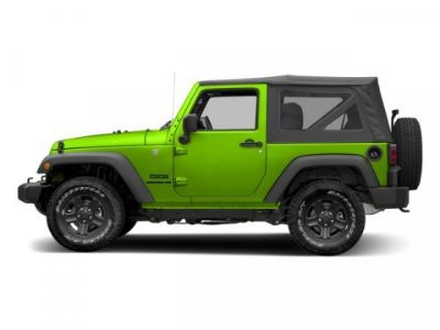 2016 Jeep Wrangler Sport (Hypergreen Clearcoat)