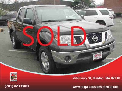 Used 2010 Nissan Frontier Crew Cab for sale