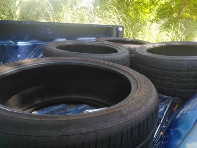 OBO Low-pro tires for 22s