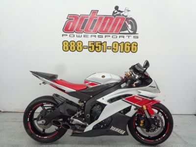 2012 Yamaha YZF-R6 World GP 50th Anniversary Edition Supersport Tulsa, OK