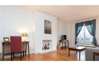 Fully FURNISHED apartment in back bay.