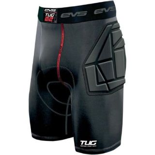 Sell EVS Tug Padded Riding Shorts Black motorcycle in Holland, Michigan, United States, for US $42.30