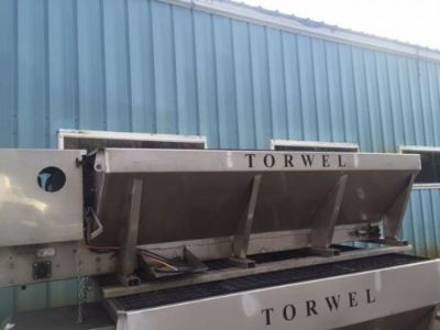 Purchase Ace Torwel 1.7 Cubic Yard Economizer V-Box Insert Salt/Sand Spreader motorcycle in East Bridgewater, Massachusetts, United States, for US $5,799.00