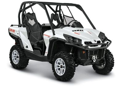 2015 Can-Am Commander XT 800R With rear open differential Utility SxS Mahwah, NJ